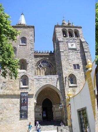 Sé Catedral de Évora : Die Se Kathedrale