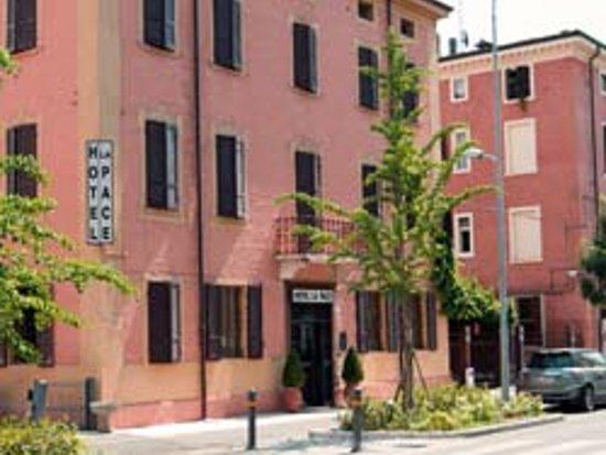 Hotel La Pace: Struttura