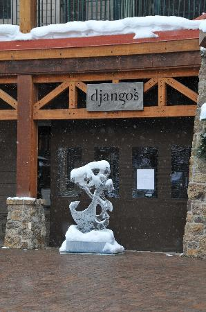 Django's Restaurant & Wine Bar : Django's Mount Crested Butte