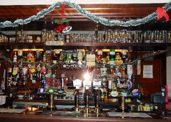 Belgrave: Bar