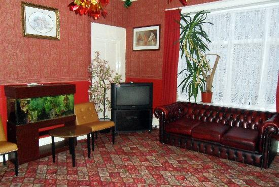 Belgrave Hotel: Guest Lounge