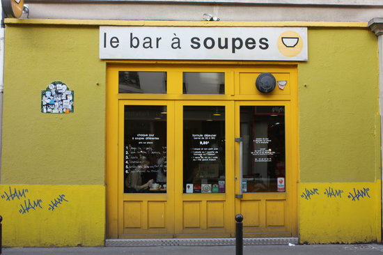 Photo of Soup Place Le Bar a Soupes at 33,rue De Charonne, Paris 75011, France