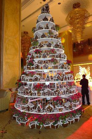 Shangri-La Hotel Kuala Lumpur: Xmas tree