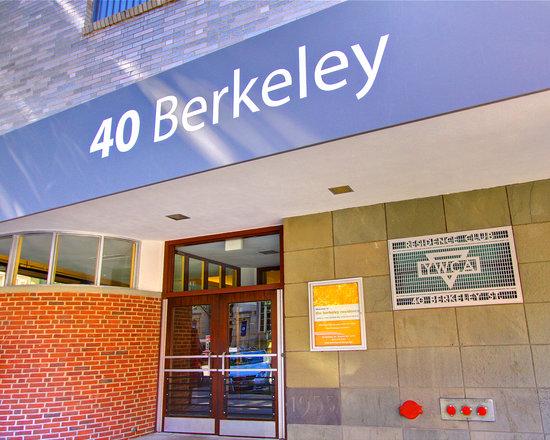 40 بيركيلي هوستل: 40 Berkeley