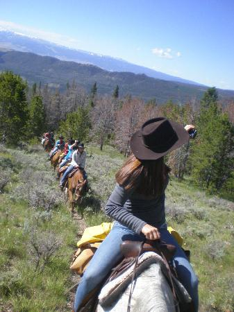 T Cross Ranch: The most spectacular rides to amazing places