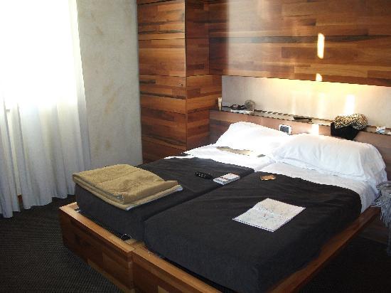 Tritone Hotel: Superior Room