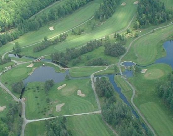 Sherbrooke, Kanada: Longchamp golf club
