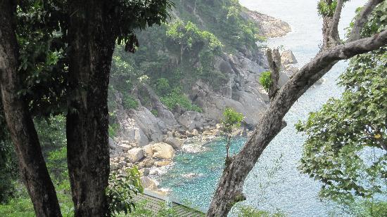Paresa Resort Phuket : room view