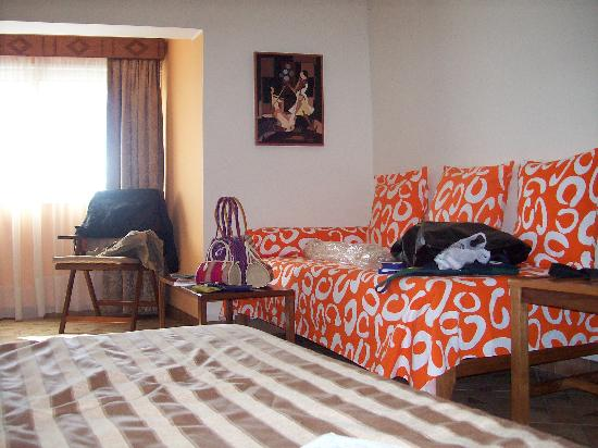 Palm Hotel : suite
