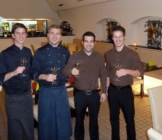 Restaurant Valentin: Die sympathische Valentin-Crew