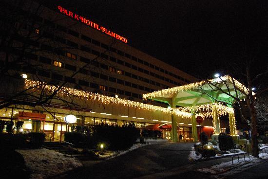 Danubius Hotel Flamenco - Budapest : Fuori