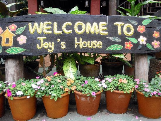 Joy's House: Willkommen
