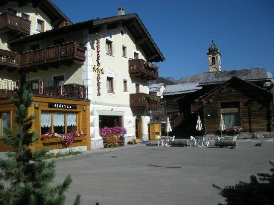 Hotel Alba d'estate