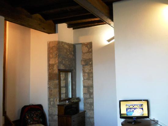 Hotel Principe Serrone: Interno di una camera