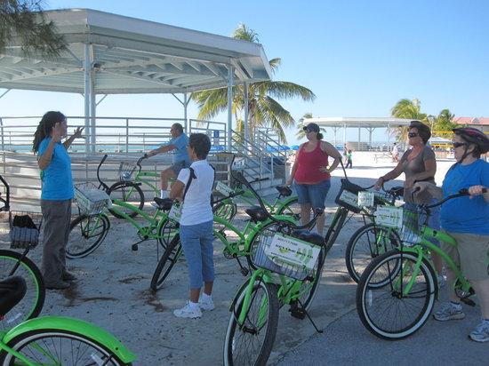 Key Lime Bike Tours : Fun for all on the Key Lime Bike Tour