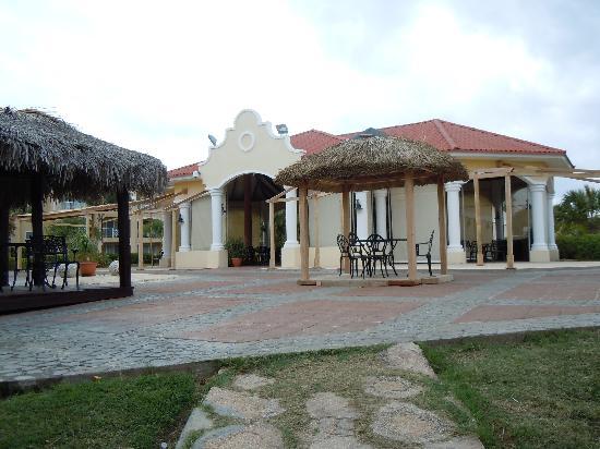 Paradisus Princesa del Mar Resort & Spa: beach restaurant