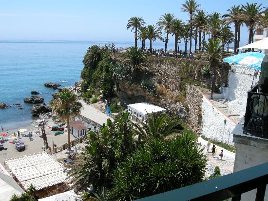 Cafeteria Calabella: the calabella view