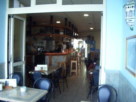 Cafeteria Calabella: cafe calabella