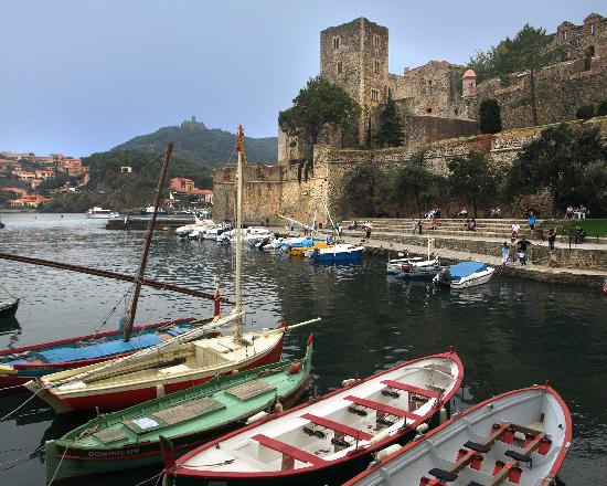 Mar i Cel Hotel: Collioure is about an hour south--absolutely charming