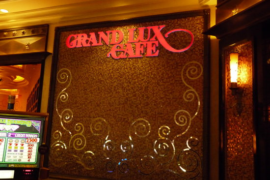 The Grand Lux Cafe