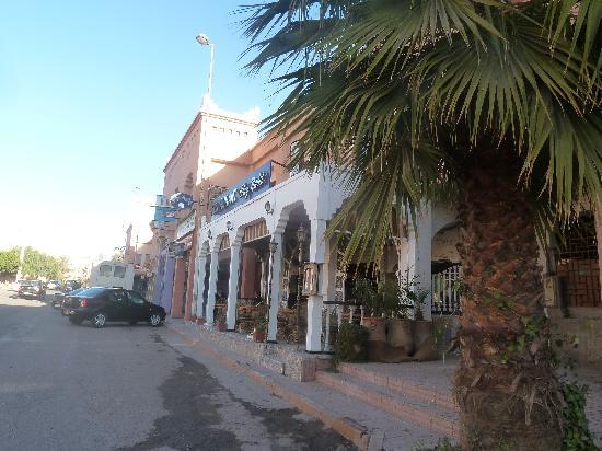 Chez Nabil: Ext. of Cafe Nabil