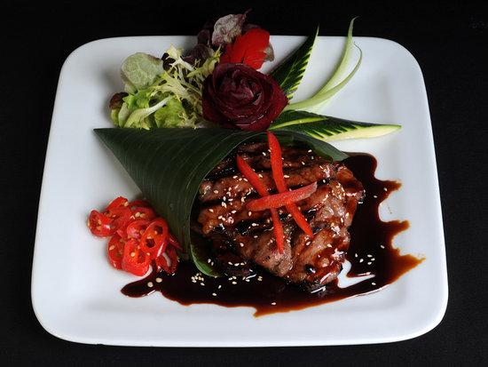 Thai Pad: Moo Yang