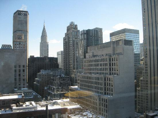 Sofitel New York: View From Bed Day