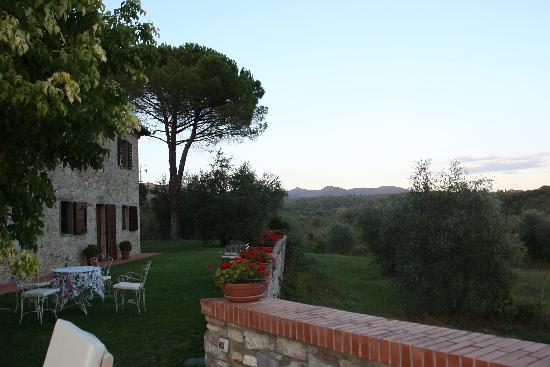 Podere Lucignano Secondo Agriturismo: The Villa.... just beatufull