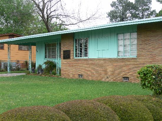 Medgar Evers Home: The house