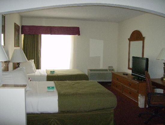 Days Inn Panama City : clean, comfortable beds