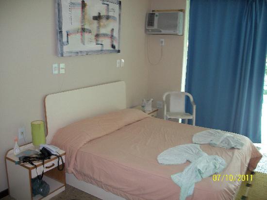 Hotel e Pousada Mykonos: Dormitorio