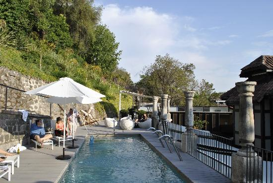 The Aubrey Boutique Hotel: The pool