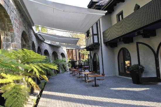 The Aubrey Boutique Hotel : Restaurant