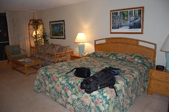 Aston Maui Kaanapali Villas: Bed