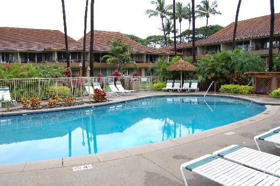 Aston Maui Kaanapali Villas: Smaller Pool