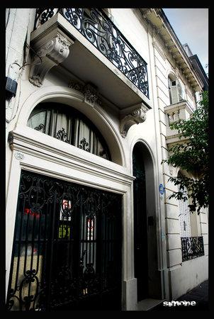 Amasoho Hostel: una casa tipica de Palermo