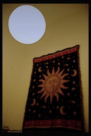 Amasoho Hostel: el sol en Amasoho