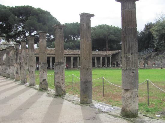 Ristorante Pizzeria Carlo Alberto: Pompeii, Italy.