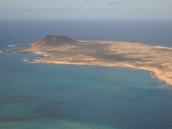 Seaside Los Jameos Playa: vue depuis le mirador del rio  bnjour l angoisse
