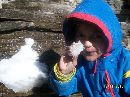 Rohtang Pass: Yes!real ice