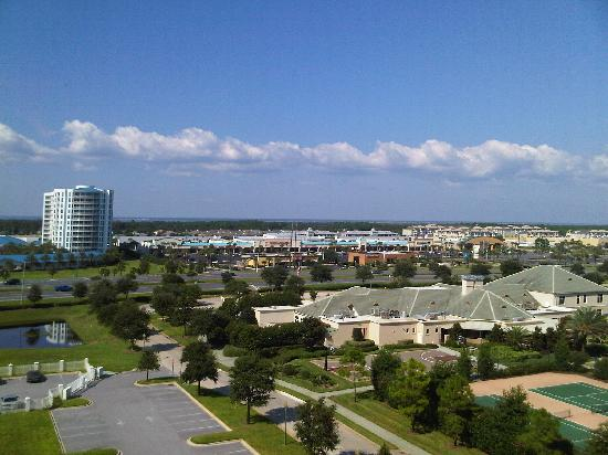 Destin, FL: Beautiful Day looking at Highway 98