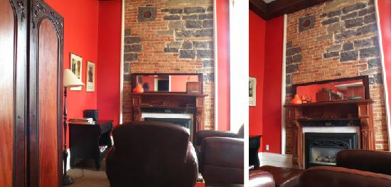 Frontenac Club Inn : The Bell Room