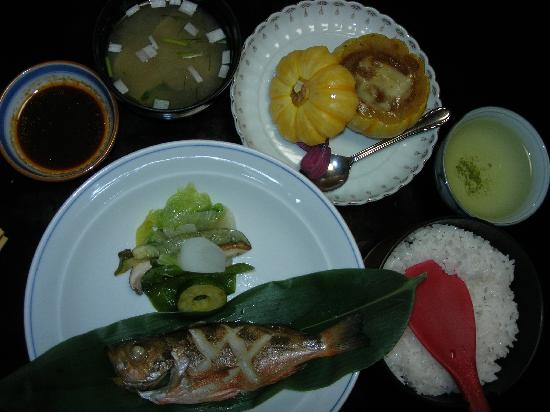 Osawa Onsen Sansuikaku: more of the second day dinner
