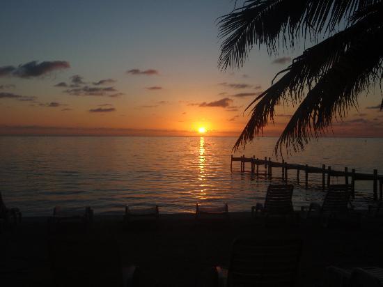 Banana Beach Resort: Sunrise