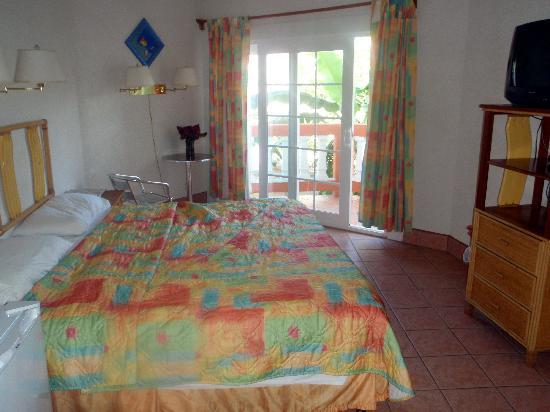 Banana Beach Resort: Private Balcony Room