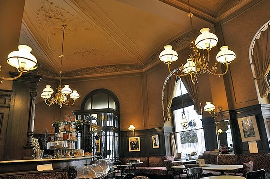 Cafe Sperl Vienna Mariahilf Restaurant Reviews