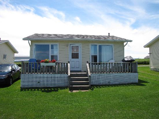 Cavendish Beach Cottages: Cottage Type A