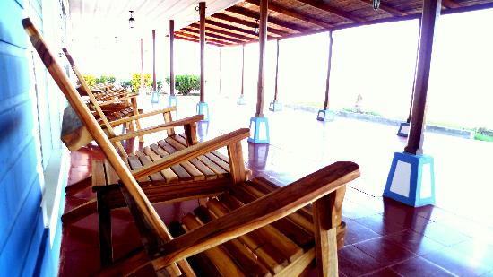 La Joya Eco-Community: A place to relax in the balmy breezes of Lake Nicaragua.
