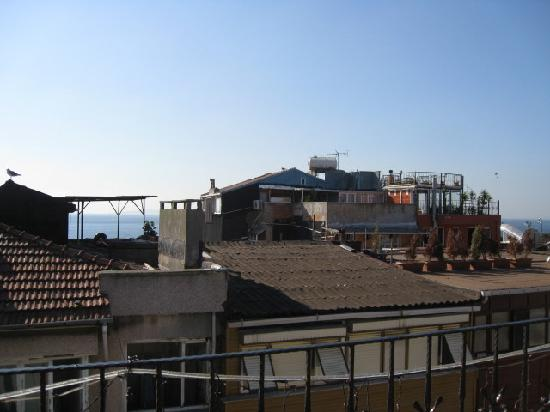 Seven Dreams Hotel: Roof top view