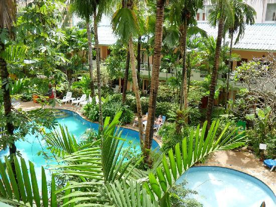 The Viridian Resort: Children & Adult swimming pools